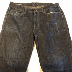Lucky Brand 363 Vintage Straight jeans, 36x32